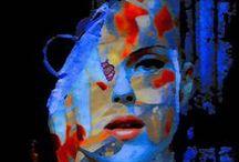 SAATCHI Art PHOTO / Serie de obras de Arte fotográfico realizados por la Artista Carmen Luna.