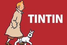 Tintin & Co. / by Toni Aira