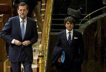 Jefes de Gabinete de Moncloa / by Toni Aira