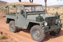 Other Landrovers