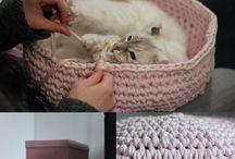 Crochet for Cats