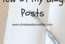 Again...just a few of my Blog Posts / Christie Adams Writer - Travels, with book and pen: http://www.christieadamswriter.com/ All my blog posts will pop up here #blog #blogging #blogger #travel #writing #art #books