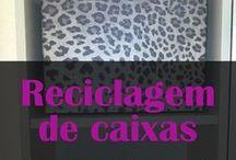 DIY - Reciclagens / Projetos DIY - Reciclagens