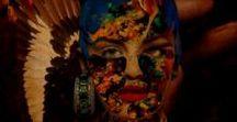 COLLAGES. / Mi FILOSOFIA del COLLAGE : El arte para mí es vida. Cada etapa, cada serie es parte de mi existencia. El collage es una liberación, pero tambien es compromiso. Es una forma de sentir, una filosofía de vida. Por ello en el 2005, conjuntamente con la artista italiana Cris Acqua hemos creado el MANIFIESTO del COLLAGE  http://www.carmen-luna.com