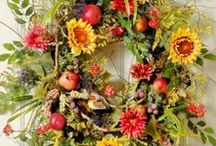 "Wreath Making E-Books / Nancy of Ladybug Wreaths has written many e-Books.  Some of them are on wreath design, one is ""Yard Sale Treasures"", another is ""Secret Vendor List', and another teaches you how to ship at a Wholesale Market ""Don't Break the Bank"".   / by Ladybug Wreaths, Nancy Alexander"