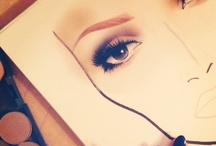 Make-Up & Beauty / by Mandy