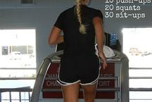 Fitness/Nutrition/Wellness  / by Misti