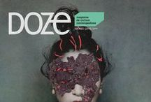 DOZE Issues / We invite you to discover our magazine, a quarterly magazine of contemporary art where you can enjoy the inspiring work of many artists from around the world