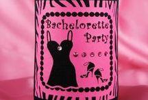 Bridal & Bachelorette Party Ideas / by Brandi Burton
