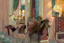 Edouard Vuillard, 1868-1940 / by ❈Agnès ❧ Brun❈