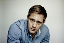 Alexander Skarsgard / Are just the tip of the iceberg of Nordic actors and filmmakers who have enchanted and engaged cinephiles across the globe. This is my man!