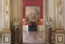 Historic Houses, Castles & Residences (indoor) / by ❈Agnès ❧ Brun❈