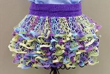 crocheted crafts / by Melanie DiBenedetto