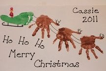 Kids crafts for Winter / by Caitlyn French