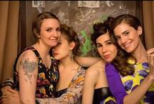 HBO Girls / A comedy about the experiences of a group of girls in their early 20's.