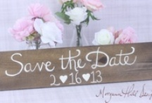 Save the Date / by Caitlyn French