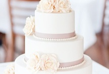 Wedding Cakes & Toppers / by Caitlyn French