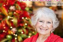 Nancy Published / Nancy of www.LadybugWreaths.com, www.BestOfNancy.com, and www.PassionIntoProfits.com writes about the things she knows and loves.  She has had several articles published.  You'll find some on WOBC (Women Owned Business Club) that are pinned here.  She has others on her website blog, and personal blog, www.NancysRamblings.com that you might enjoy reading.