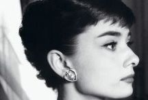 Audrey Hepburn / by Chie Fujimoto