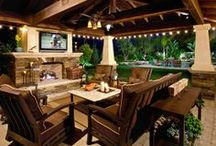*Inside Outside* / Outdoor Spaces