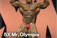 Mr Olympia 2015 Phil Heath No. 5!!