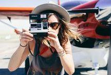Polaroid Stories / Straight from the Polaroid blog  http://blog.polaroid.com / by Polaroid