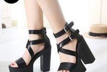 NaomiShu Heels Collection
