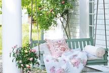 All Things Outdoor Rooms / by Robin AllThingsHeartandHome