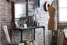 Industrial Chic / Industrial-inspired ideas, tutorials, and resources for home, art, and life.