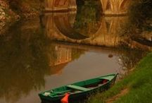 Burgundy — the place / Burgundy (Bourgogne), the legendary wine-making region of France, and a gorgeous spot http://www.ayearinburgundy.com/