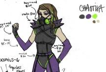 Chaotika Costume Ideas