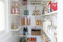 All Things Pantries / by Robin AllThingsHeartandHome