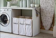 Laundry Room Ideas / by Francine Smith-Photographer