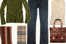 Fall Style / by Kathy Mahnkey Moser