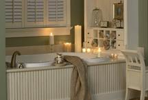 Bath / by Kathy Mahnkey Moser