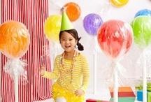 Kiddos Birthday Party Ideas / celebrate, treasure, have a blast...