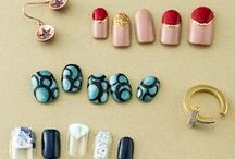 ELLE Nail Trends