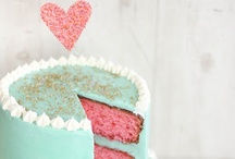 St. Valentine / love notes, truffles, conversation hearts, romantic...