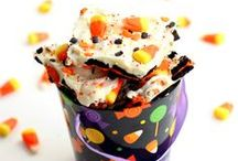 Halloween Treats! / Sweets and treats and frighteningly good snacks for a delicious and festive Halloween. / by Education.com