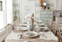 All Things Dining Rooms / by Robin AllThingsHeartandHome