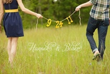 Save The Date ideas / Save the Date Ideas / by Francine Smith-Photographer
