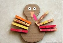Thanksgiving Crafts / by Education.com