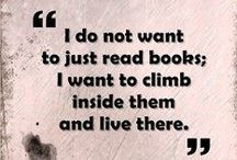 Reading / by Sydney Dysart