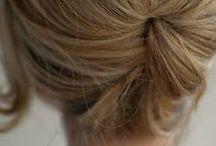 hair, hair & hair