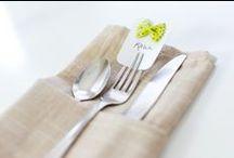 Idee per la tavola