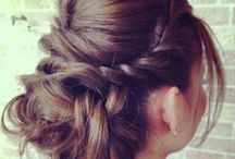 | hair up | bridal inspiration | / Our constantly updated board of the most beautiful bridal hair ups. Bridal hair inspiration Wedding hair inspiration Wedding makeup Wedding hair Wedding hairstyles  Wedding hair updos Updos