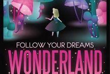 Wonderland  / by Sydney Dysart