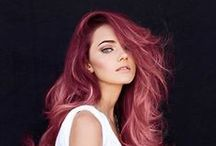Tresses / Hairstyles: color, cuts, coifs