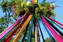 Beltane / A celebration of fertility and new life.