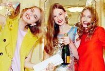 Let's have a PARTY! / サラ、モーガン、アデルの3姉妹が贈る、スペシャルパーティルームへようこそ!